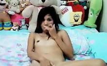 Hot Asian Slut Webcam Show Just For Me