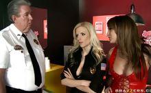 Prostitute Trains Sexy Cop