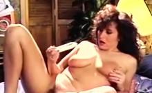 Bizarre retro erotic party