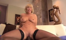 Mom In Heat For BBC...