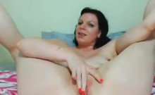 Creamy Pussy Played With Close Up