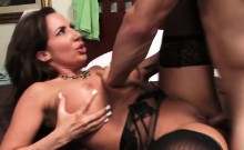 Incredible Banging With Step Mother