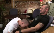 Mohawk twinks sucking dick and anal fuck