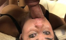 Latina Charley Chase Loves Messy Face Fucking