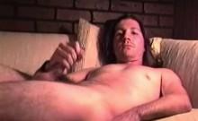 Mature Man Billy Jerks Off