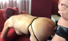 Sexy Vanessa and Deaxuma Hot Big Boobs MILF Lesbians