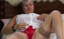 Granny Savana Have To Do It Herself