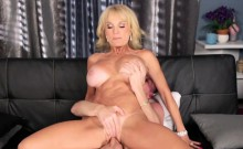 Ms. Cooper gets horny with herself