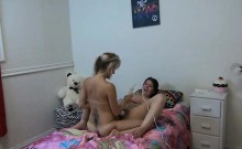 Big Tits Virgin Sister Having Fun With Her Fr