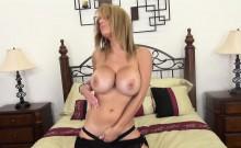 Watch MILF Alyssa Lynn Masturbate