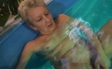 Granny Masha Riding And Sucking