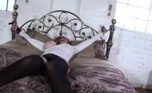 Unfaithful British Milf Lady Sonia Exposes Her Gigantic Boob