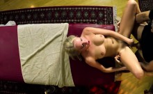 Foolish Teen Cum Masseur