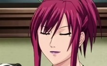 Big Tit Anime Redhead