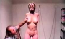 Bondage Scene from my BDSM room in 2002