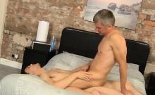 Horny Older Dude Loves To Take Cute Twinks Hard Dicks