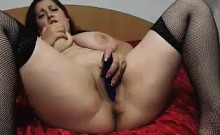 Bbw Sandra With Huge Boobs
