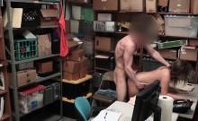 Jizz Tits Real Shoplifter
