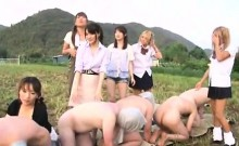 Chinese Group Sex