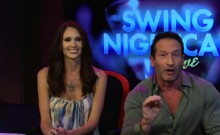 Swingers sharing experiences from reality show