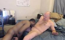 Bisexual Interracial Sucking