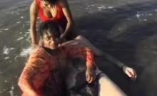Indian Sex Orgy On The Beach