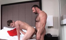 Naked Twinks Enjoying Severe Ace Fuck In Their Bedroom