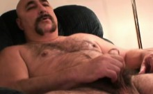 Mature Amateur John Jacks Off
