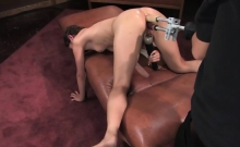 Amber Rayne loves theses sex machines