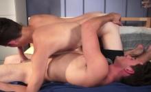 Big Dick Twinks Flip Flop With Facial Cum