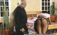 Naughty Girls Get Spanked 4