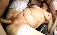 filthy bisexual grannies fucking