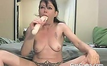 Whore Throws Up Milk