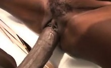 Black Babe Wants Big Dick In Her Dirty Body