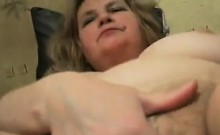 Mature Russian Plays With Her Hairy Pussy