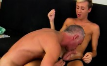 Twink anal cream pie and emo boys have sex gay This sexy and