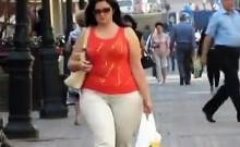 Big Butt Walking