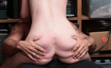 Shoplyfter- Hipster Teen Fucked For Stealing