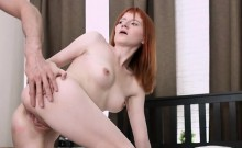 Teen Emily Red Gets Doggystyled And Facialized