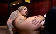 Blonde Vixen Kleio Valentien Gets Her Anus Stretched