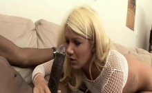 Laela Pryce gets a black dick