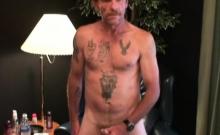 Mature Amateur Troy Jacks Off