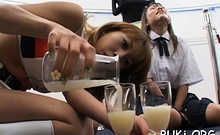 Breasty Japan Angel Throats In Slutty Scenes Of Slavery Xxx