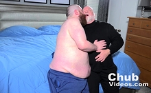 Fucking A Hairy Daddys Ass Hard