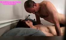 Cheating Wife Gets Fuck With Hidden Cam
