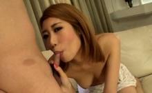 Kanako Kimura loves to suck cock in - More at javhd.net